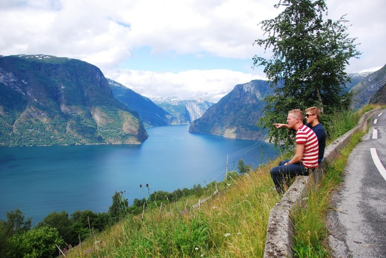 Most Beautiful Place On Earth Norwegian Fjords