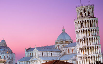 Travel Around Italy: Pisa, Florence and Rome