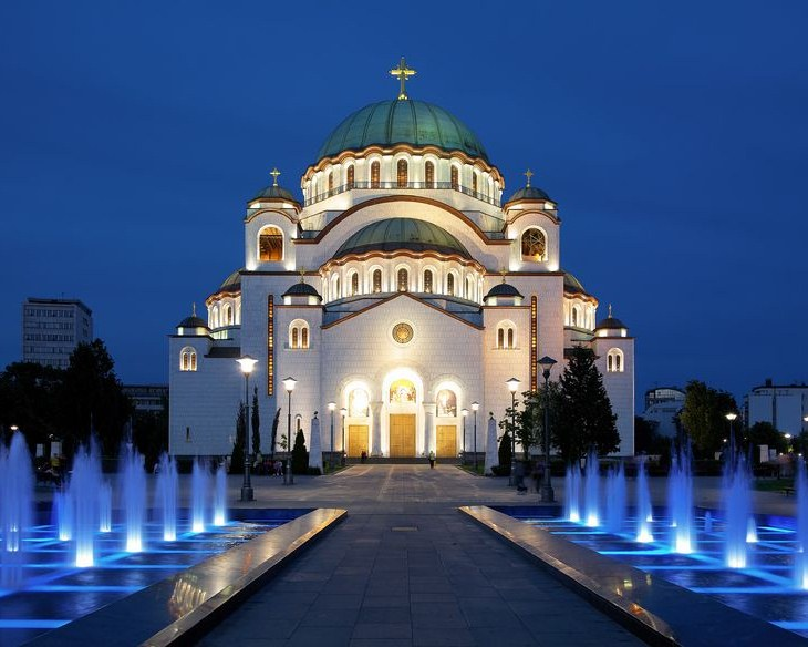 Saint Sava Cathedral Belgrade