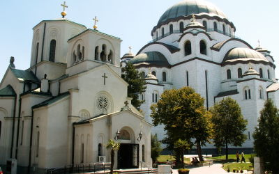 Things to see in Belgrade