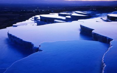 Pamukkale Springs, Attraction in Turkey
