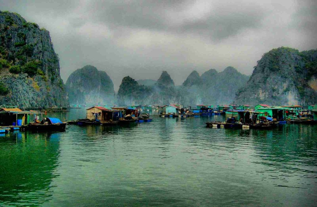 Ha Long Bay legend
