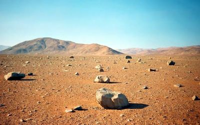 The Driest Desert on Earth: Atacama Desert in Chile