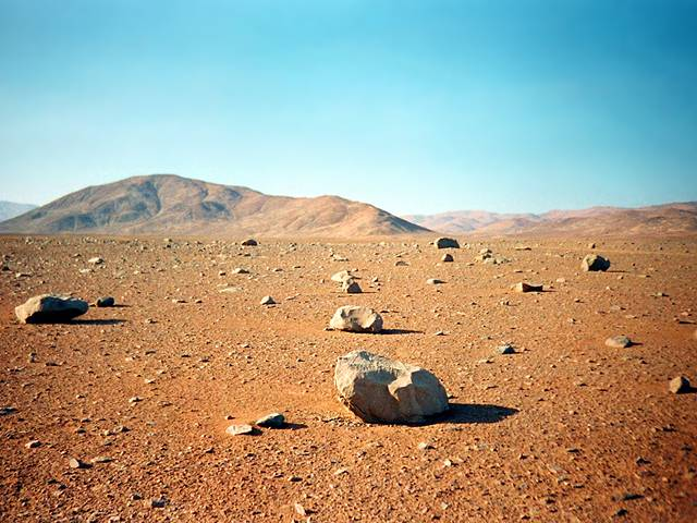 The Driest Desert on Earth, Atacama Desert Chile