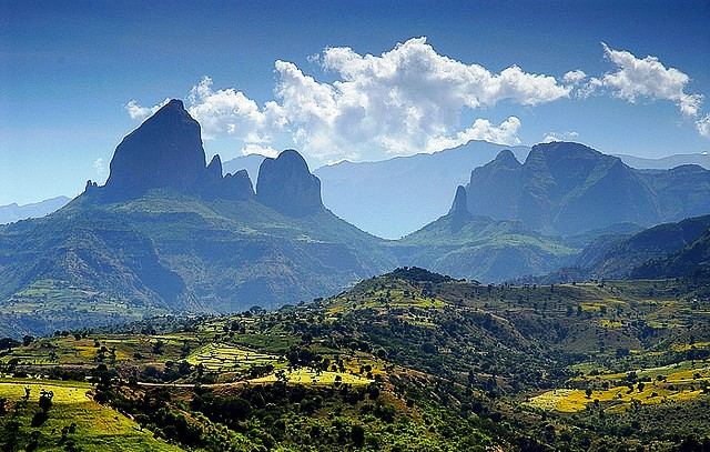 Top places to visit in Ethiopia in northeast Africa