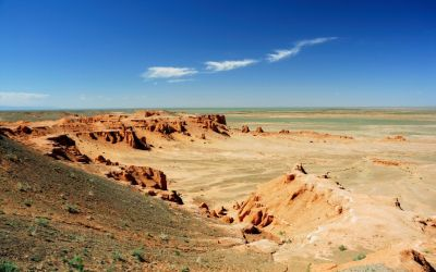 Interesting Facts About the Gobi Desert
