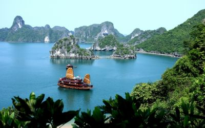 Halong Bay Travel, Paradise in Vietnam
