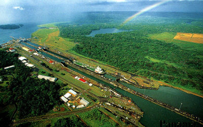 The History of the Panama Canal