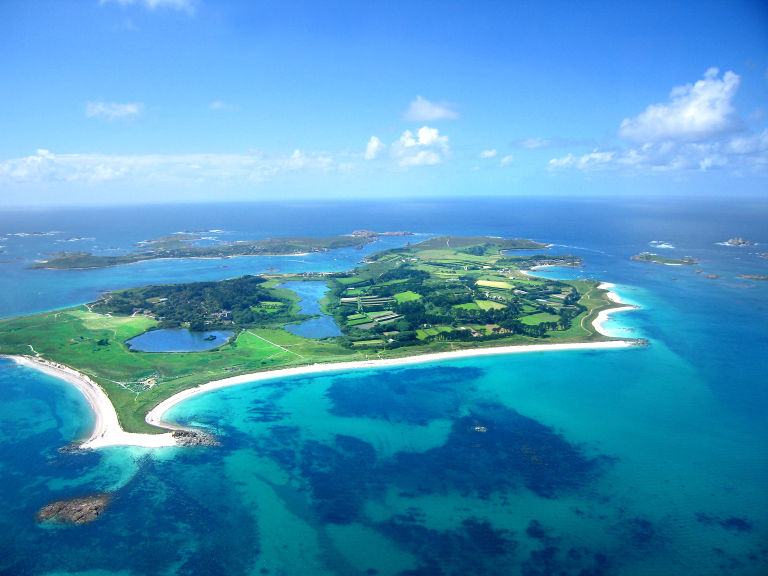 Isles of Scilly Facts