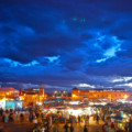 Marrakesh is one of the most visited cities in Morocco.
