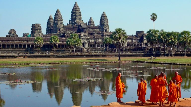 Must see in Cambodia: The Temple of Angkor Wat: