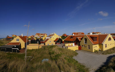 Skagen is the best holiday destination in Denmark