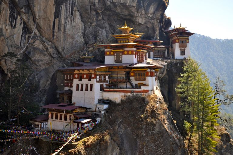 Famous monasteries around the world