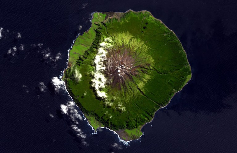 Most Remote Islands In The World, Tristan da Cunha