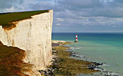 Beachy Head suicide spot