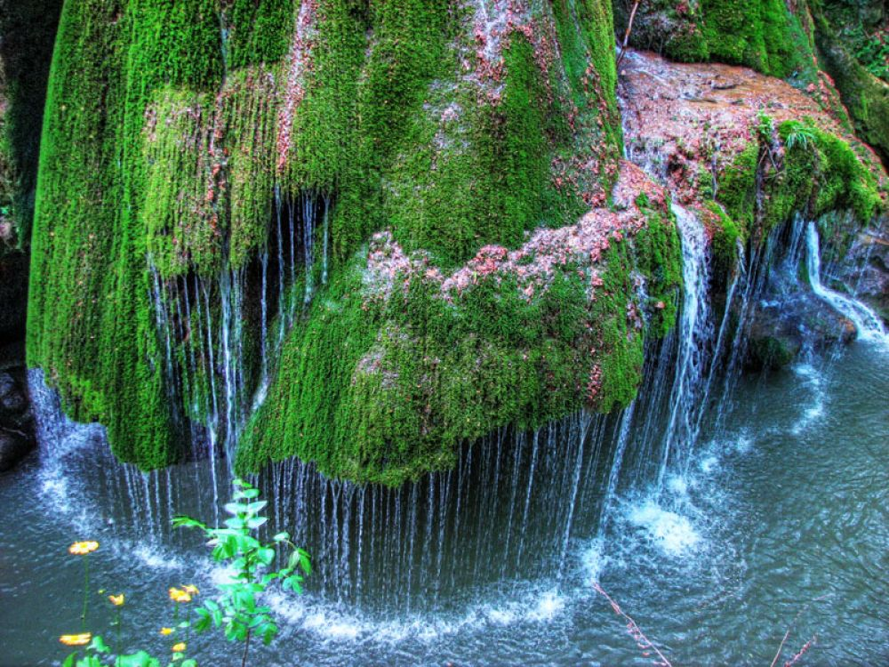 Bigar Waterfall Romania