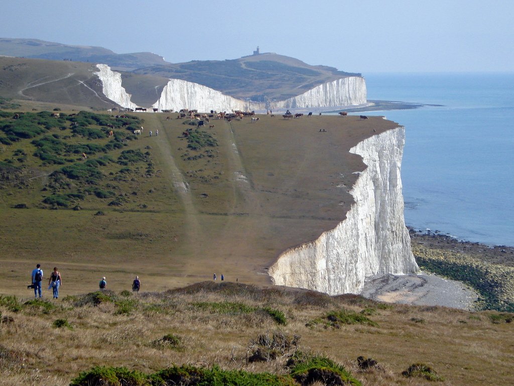 Sussex seven sisters