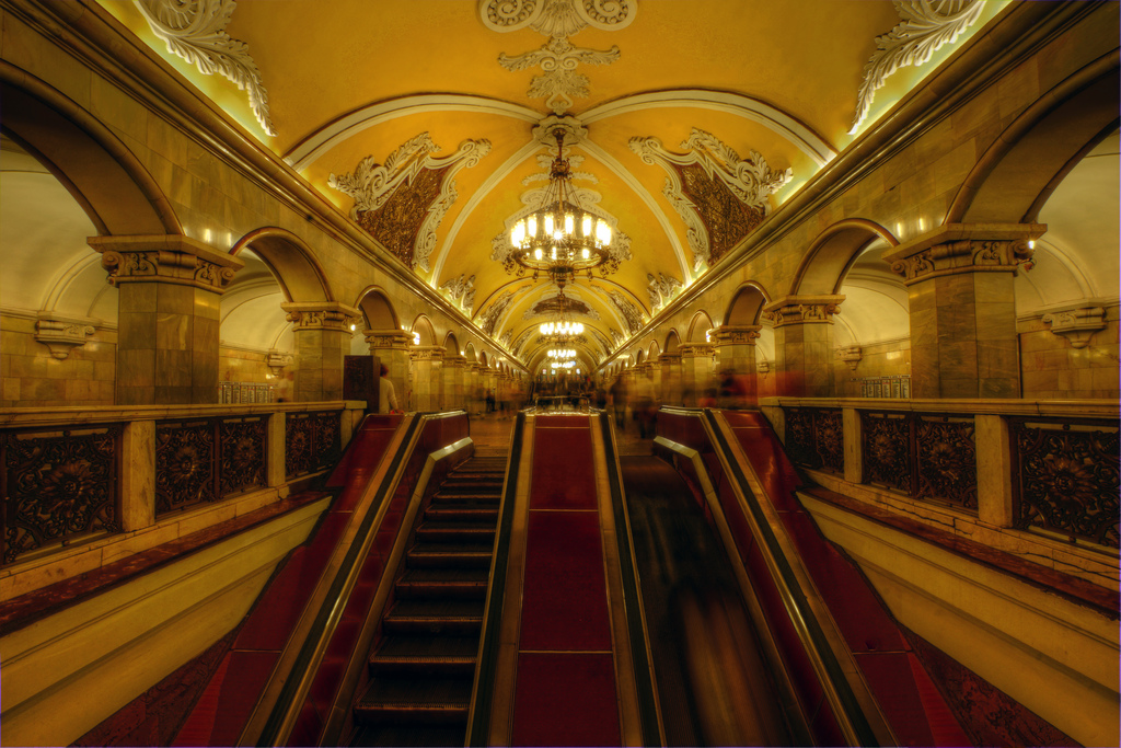 Moscow Metro System