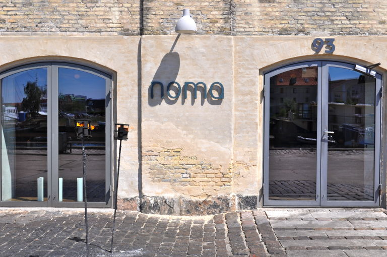 Noma is located in Copenhagen and is the best restaurant in the world