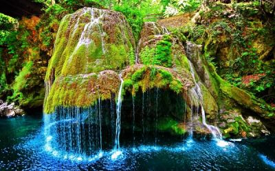 Cascada waterfall Romania