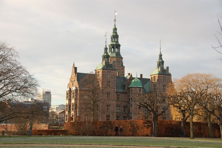 Rosenborg Castle in Copenhagen is home for the Royal Danish Jewellery collection