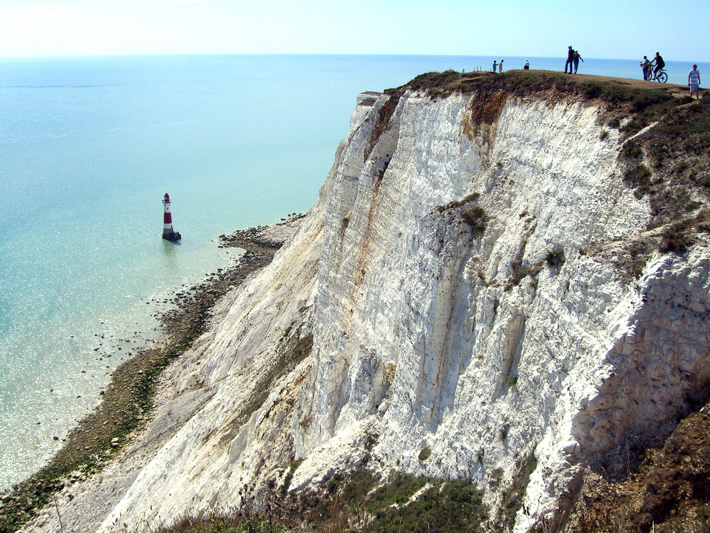 Cliffs Beachy Head