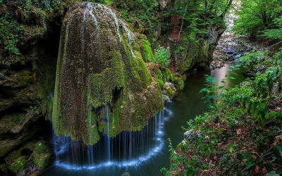 Cascada Bigar in romania: Most beautiful waterfall: