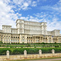 The Parliament in Bucharest represents one of the most extravagant and expensive building projects in the history of mankind