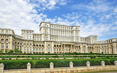 Second Largest Building in the World: Parliament Bucharest