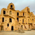 Fortified granary in Tunisia
