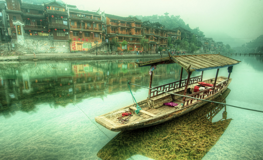 Old Town Fenghuang