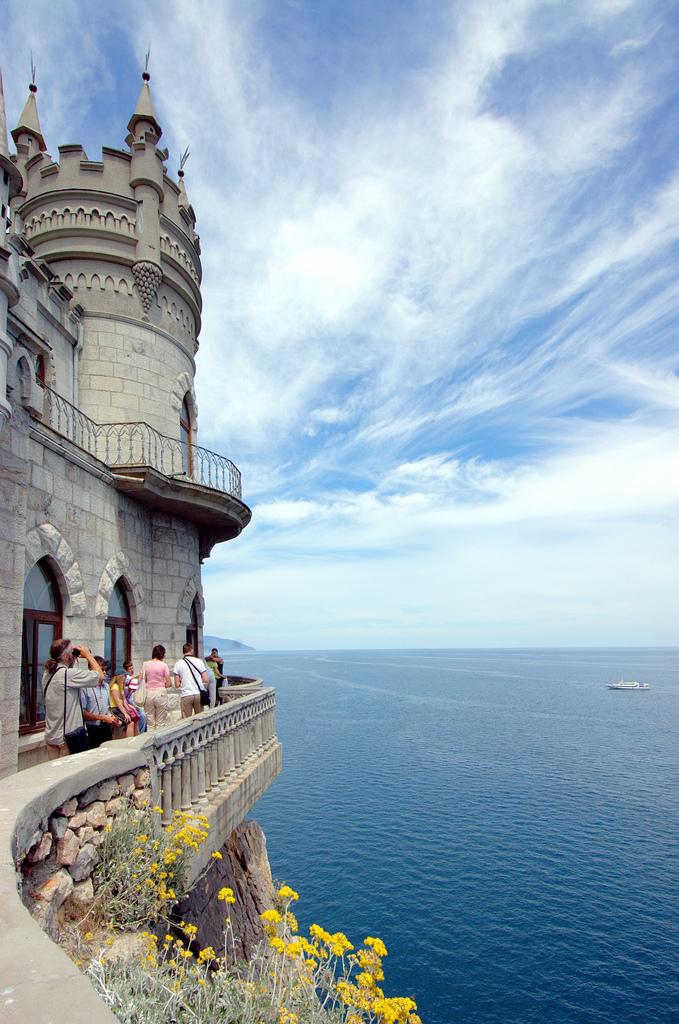 Visit Swallow's Nest