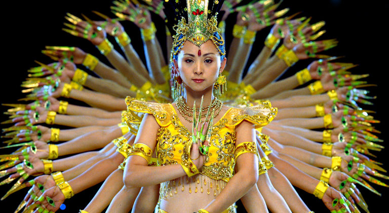 Samsara: Tells The Story Of Our World