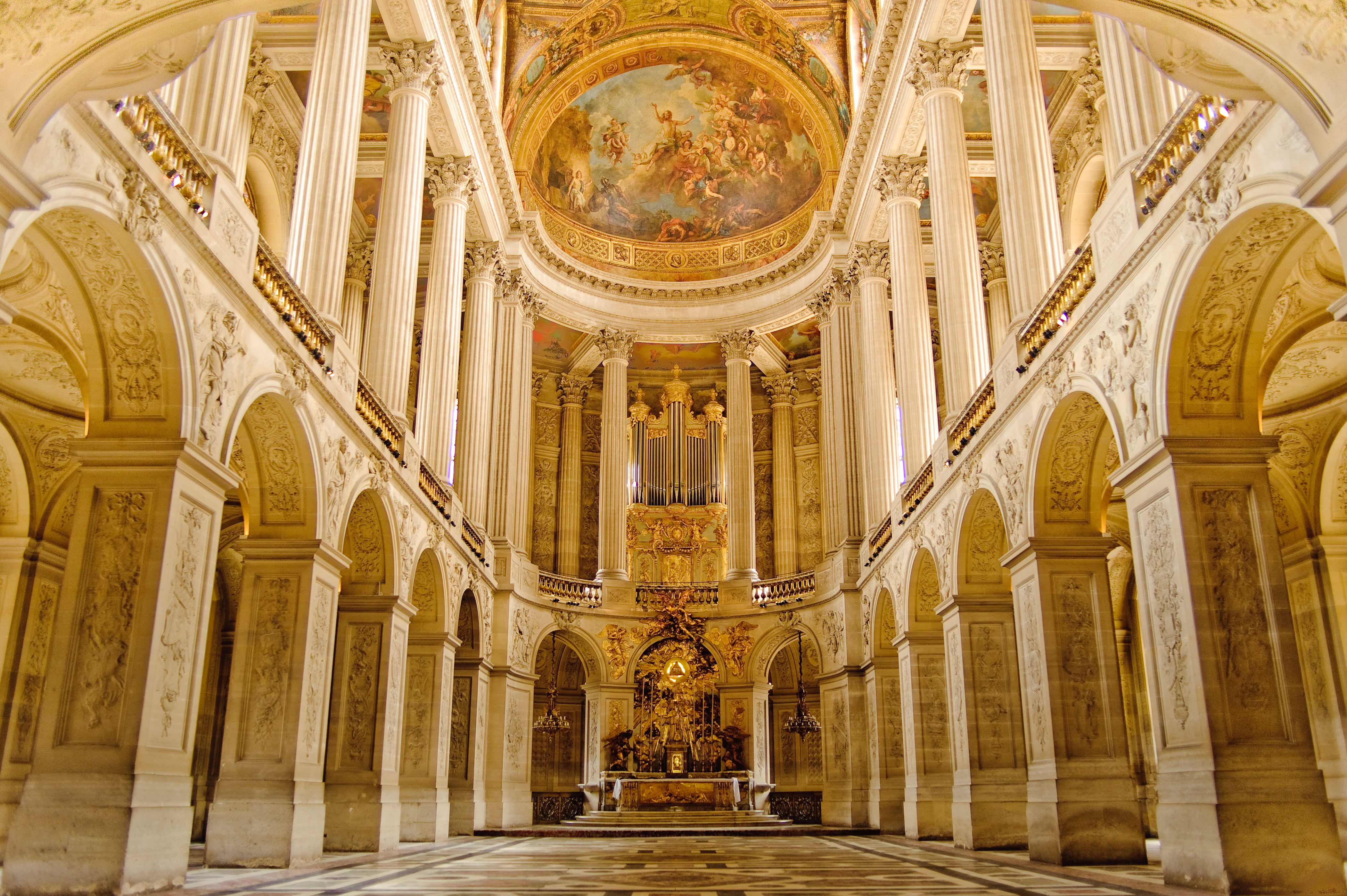 Samsara tells the story of our world - Photo chateau de versailles ...