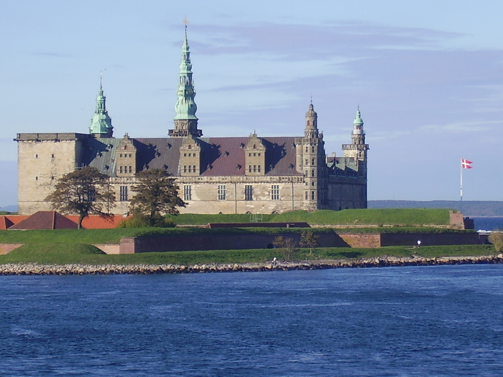 Kronborg is one of the most impressive castles in Northern Europe