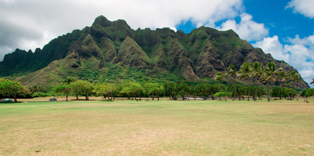 Ka'a'awa Mountains, Hawaii