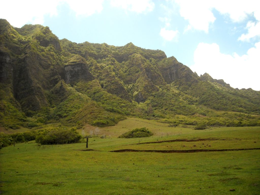 Ka'a'awa Valley, Hawaii
