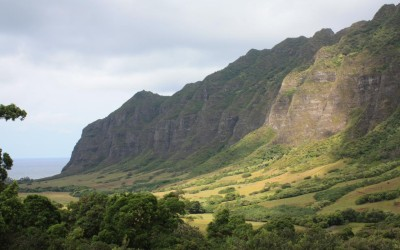 Ka'a'awa Valley is one of Hollywoods favorite filming locations