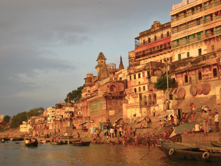 Varanasi City: One of The World's Oldest Living Cities