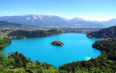 Bled Lake: Best place to visit in Slovenia