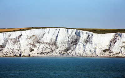 The White Cliffs of Dover: Spectacular natural features