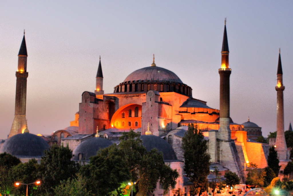 Mosques in Istanbul: The biggest urban area in Europe