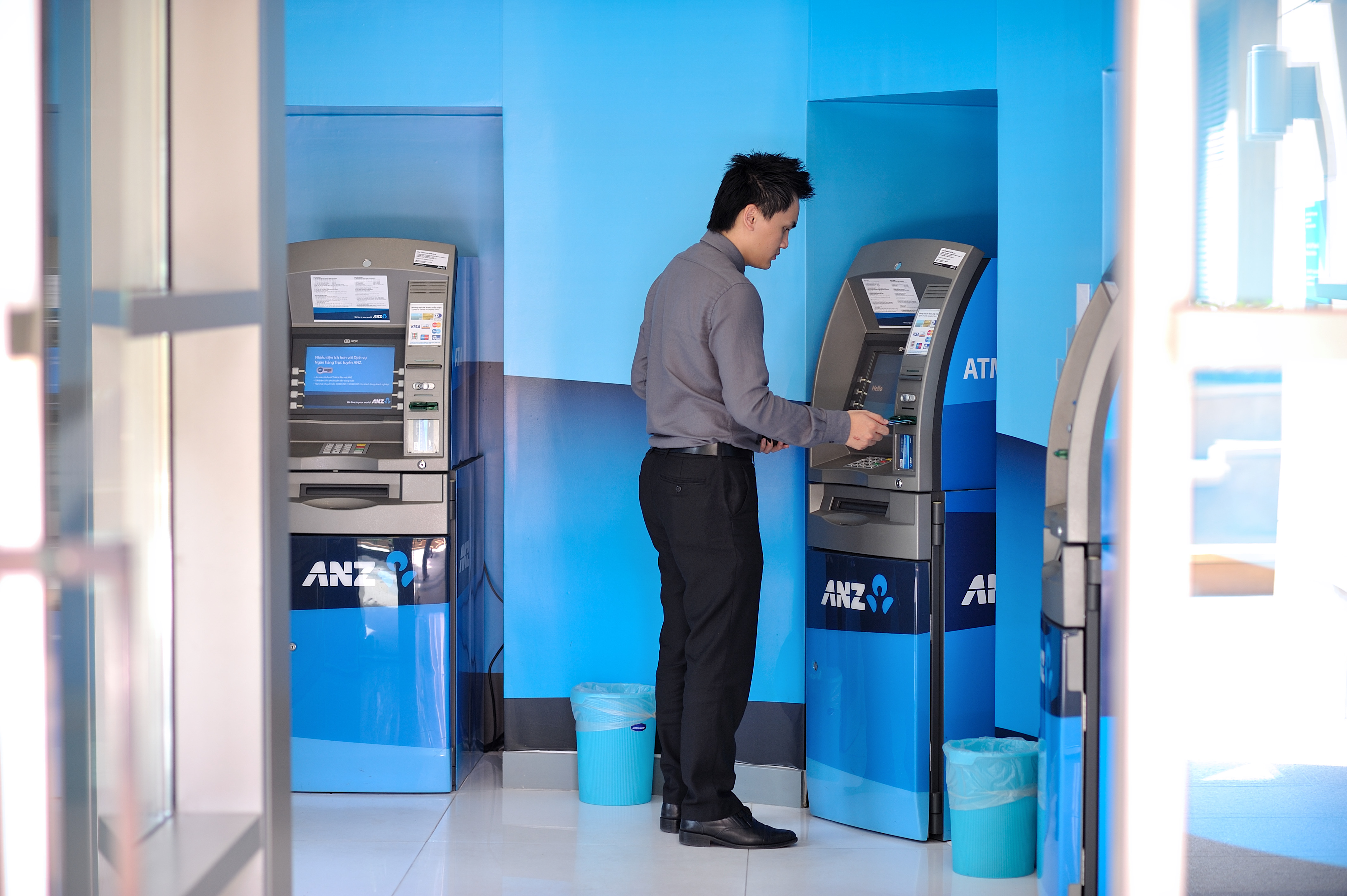 Research paper on atm services