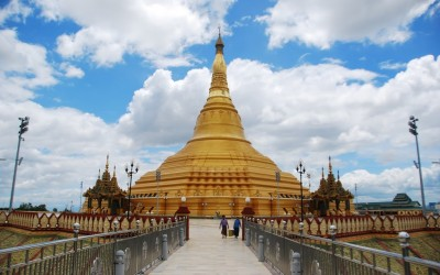 What to do in Naypyidaw: The new capital of Myanmar