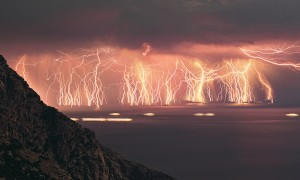 Catatumbo Lightning: The largest light show in the world
