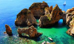 Algarve Coast Portugal, Travel Inspiration