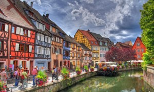 Most beautiful town in france