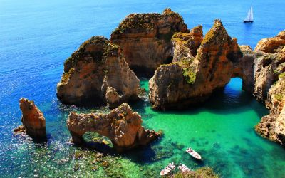 Algarve rocks