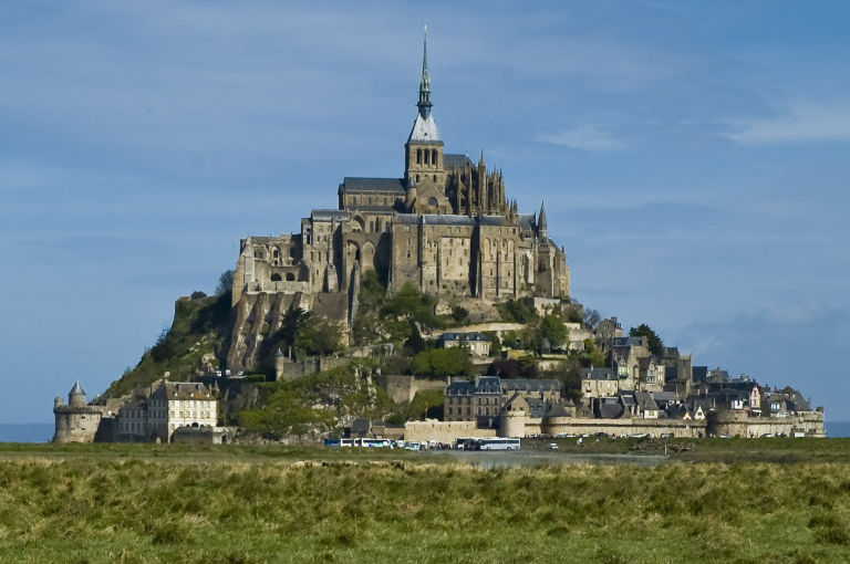 The island of Saint Michael