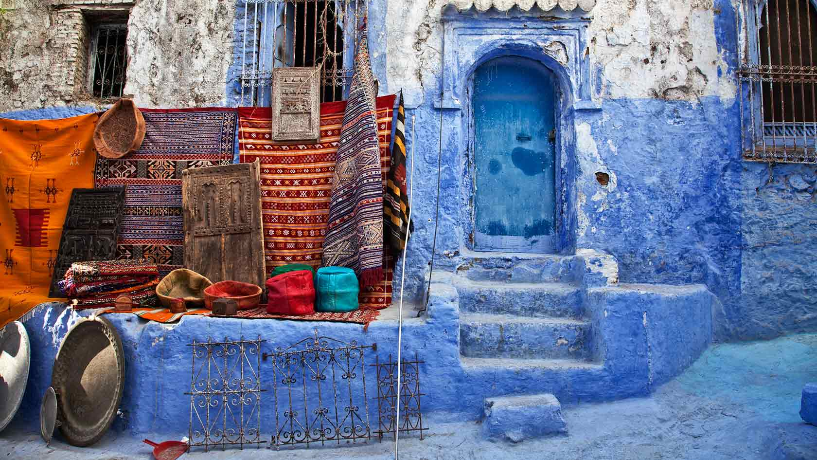 Image result for CHEFCHAOUEN IN NORTHWEST MOROCCO